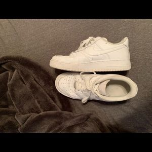 nike air force 1's size 9 women's